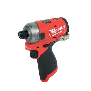 Milwaukee 2551-20 M12 FUEL SURGE Compact Lithium-Ion 1/4 in. Cordless Hex Hydraulic Driver (Tool Only)