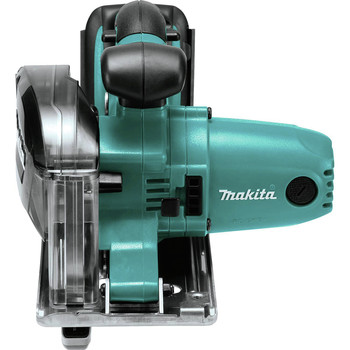 Makita XSC03Z 18V LXT Lithium-Ion Cordless 5-3/8 in. Metal Cutting Saw with Electric Brake and Chip Collector (Tool Only) image number 1