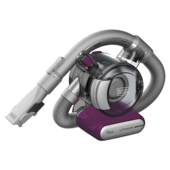 Black & Decker HFVB320J27 Lithium Flex Hand Vacuum with 4 ft. Hose