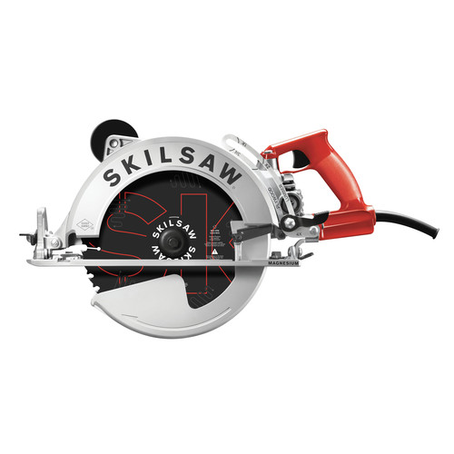 SKILSAW SPT70WM-01 Sawsquatch 15 Amp 10-1/4 in. Magnesium Worm Drive Circular Saw image number 0
