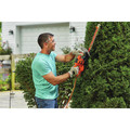 Black & Decker BEHTS125 16 in. SAWBLADE Electric Hedge Trimmer (Tool Only) image number 6