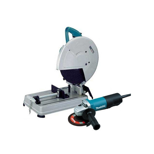 Makita 2414NBX2 14 in. Portable Cut-Off Saw with Grinder