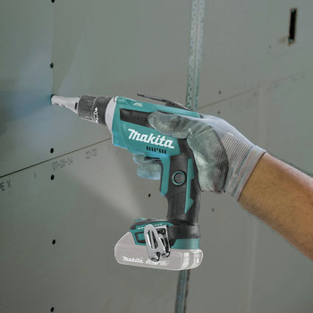 Makita XSF04Z 18V LXT Li-Ion Brushless Cordless Drywall Screwdriver (Tool Only) image number 9