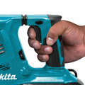 Makita XRH10PTW 18V X2 LXT (36V) 5.0 Ah Brushless Cordless 1-1/8 in. AVT Rotary Hammer Kit, accepts SDS-PLUS bits with Extractor, AFT, AWS Capable image number 5