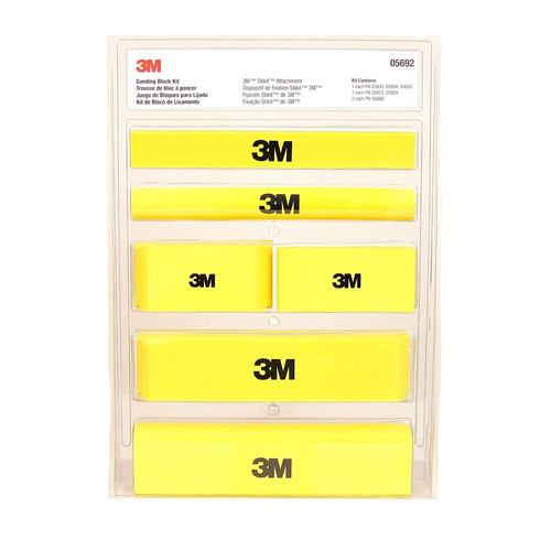 3M 5692 Stikit Sanding Block Kit