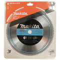 Makita A-93734 12 in. 100 Tooth Ultra-Fine Crosscutting Miter Saw Blade image number 1