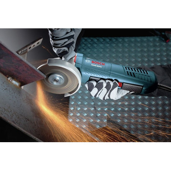 Factory Reconditioned Bosch AG50-10-RT 5 in. 10 Amp Angle Grinder image number 2