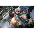 Bosch GWS18V-45 18V Cordless Lithium-Ion 4-1/2 in. Angle Grinder (Tool Only) image number 4