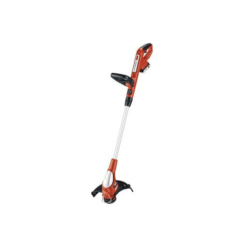 Factory Reconditioned Black & Decker LST220R 20V MAX Cordless Lithium-Ion 12 in. Straight Shaft Electric String Trimmer / Edger