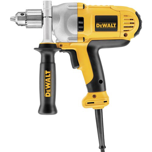 Factory Reconditioned Dewalt DWD216GR 10.5 Amp 1/2 in. Mid-Handle VSR Drill