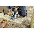 Bosch CCS180-B15 18V 6-1/2 in. Circular Saw Kit with (1) CORE18V 4.0 Ah Lithium-Ion Compact Battery image number 5
