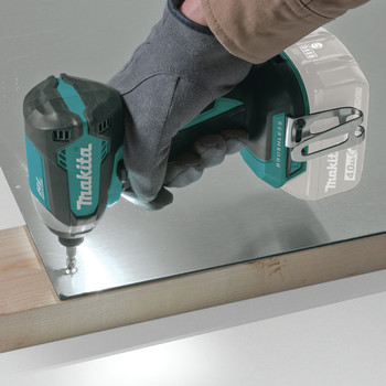 Makita XDT13Z 18V LXT Cordless Lithium-Ion Brushless Impact Driver (Tool Only) image number 6
