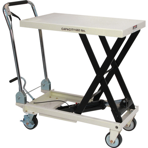 JET SLT-660F 660 lb. SLT Series Scissor Lift Table