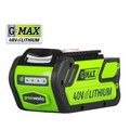 Factory Reconditioned Greenworks 29472-RC G-MAX 40V 4 Ah Lithium-Ion Battery