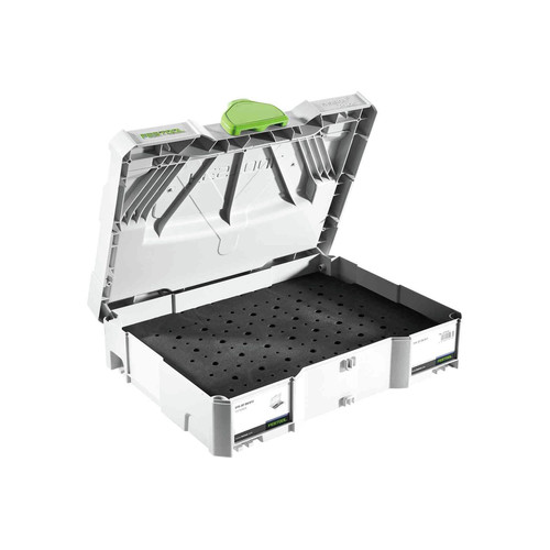 Festool SYS-OF D8/D12 Systainer with Insert for Router Bits