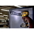 Dewalt DCF809C1 ATOMIC 20V MAX 1/4 in. Brushless Compact Impact Driver Kit image number 4