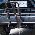 Detail K2 BCR290 Hitch-Mounted 4-Bike Carrier image number 4