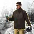 Makita DCJ205ZM 18V LXT Lithium-Ion Heated Jacket (Jacket Only) - Black, M image number 11