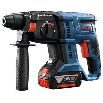 Factory Reconditioned Bosch GBH18V-20N-RT 18V 3/4 In. SDS-plus Rotary Hammer (Tool Only) image number 2