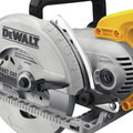 Dewalt DWS535B 7-1/4 in. Worm Drive Circular Saw with Electric Brake image number 8
