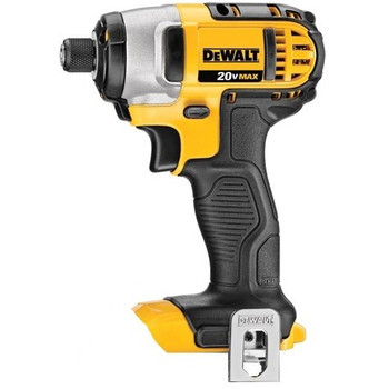 Factory Reconditioned Dewalt DCF885BR 20V MAX Cordless Lithium-Ion 1/4 in. Impact Driver (Tool Only) image number 1