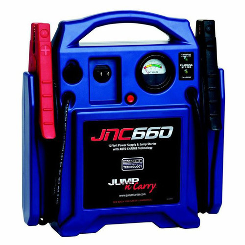 Jump-N-Carry 660C 12V 1,700 Amp CEC Battery Jump Starter image number 0