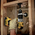 Dewalt DCD980M2 20V MAX Lithium-Ion Premium 3-Speed 1/2 in. Cordless Drill Driver Kit (4 Ah) image number 6