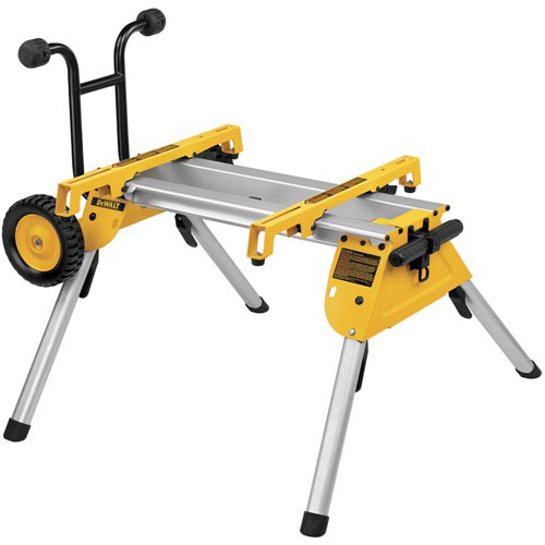 Dewalt DW7440RS Rolling Table Saw Stand