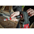 Milwaukee 2808-22 M18 FUEL HOLE HAWG Brushless Lithium-Ion Cordless Right Angle Drill with 7/16 in. QUIK-LOK Kit (6 Ah) image number 8