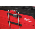 Milwaukee 48-22-8443 PACKOUT 50 lbs. Capacity 3-Drawer Tool Box image number 5