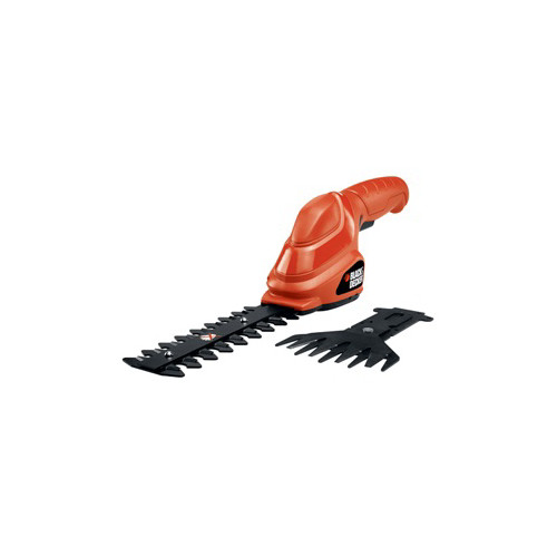 Black & Decker GSN35 3.6V Cordless 2-in-1 Garden Shear Combo