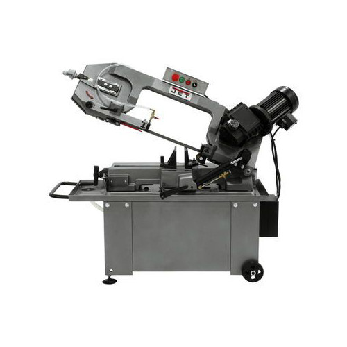 JET 414466 8 in. x 14 in. 1 HP 1-Phase Geared Head Horizontal Band Saw image number 7