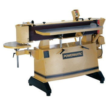 Powermatic OES9138 230/460V 3-Phase 3-Horsepower Horizontal-Vertical Oscillating Edge Sander
