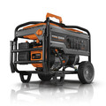 Generac 6825 XC6500E 6,500 Watt Gas Portable Generator with Electric Start (Non-CARB) image number 0