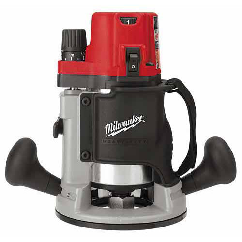 Factory Reconditioned Milwaukee 5616-80 2-1/4 Max HP BodyGrip Router