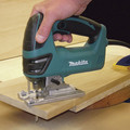 Makita 4350FCT AVT Top Handle Jigsaw with LED Light image number 5