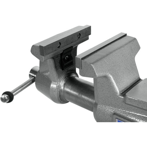 Wilton 28811 855M Mechanics Pro Vise with 5-1/2 in. Jaw Width, 5 in. Jaw Opening and 360-degrees Swivel Base image number 5