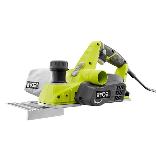 Factory Reconditioned Ryobi ZRHPL52K 6 Amp 3-1/4 in. Hand Planer (Green)
