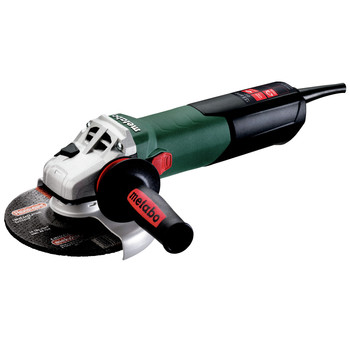 Metabo 600563420 WEV 15-150 HT 6 in. 13.5 Amp Variable Speed Angle Grinder