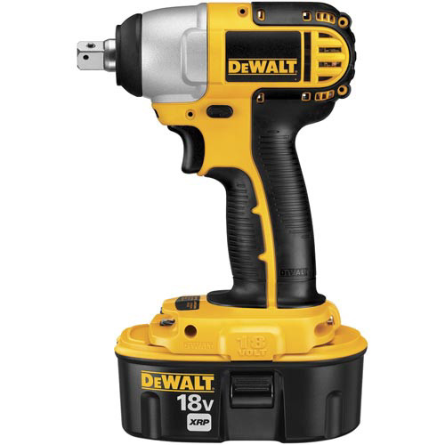 Factory Reconditioned Dewalt DC820KAR 18V XRP Cordless 1/2 in. Impact Wrench Kit with FREE XRP 18V Battery