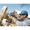 Factory Reconditioned Bosch HDH361-01-RT 36V Lithium-Ion 1/2 in. Cordless Hammer Drill Driver Kit with (2) 4 Ah FatPack Batteries image number 2