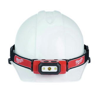 Milwaukee 2111-2111 USB Rechargeable Hard Hat Headlamp 2-Pack Bundle image number 3