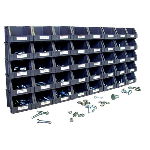 ATD 344 800-Piece Metric Nut & Bolt Assortment