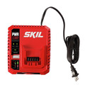 Skil CB742901 PWRCore 12 12V Brushless Lithium-Ion Cordless 1/2 in. Drill Driver / Hex 1/4 in. Impact Driver Combo Kit (2 Ah) image number 3