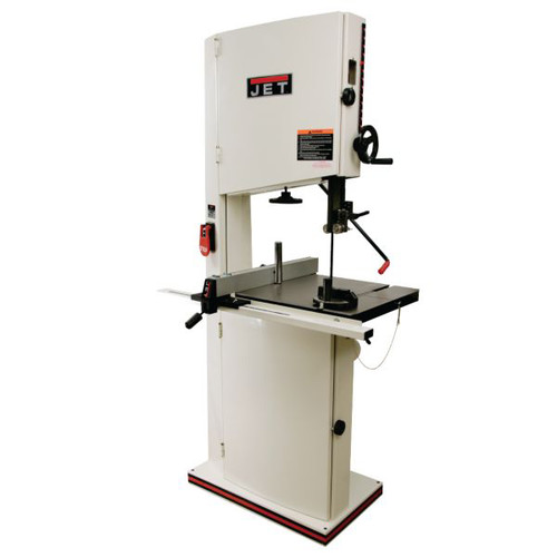 JET JWBS-18QT 3HP 1Ph 18 in. Band Saw with Quick Tension
