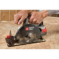 Porter-Cable PCC660B 20V MAX Lithium-Ion 6 1/2 in. Circular Saw (Tool Only) image number 4