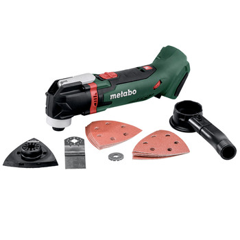 Metabo 613021890 MT 18 LTX 18V Cordless Multitool (Tool Only) image number 0