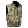 Dewalt DCHV085BD1-M Realtree Xtra Heated Fleece Vest Kit - Medium, Camo image number 1