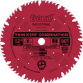 Freud LU83R012 12 in. 60 Tooth Thin Kerf Combination Saw Blade