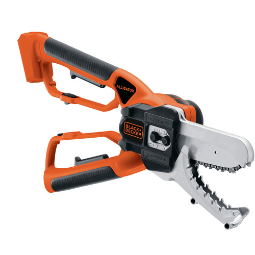 Black & Decker LLP120B 20V MAX Cordless Lithium-Ion 6 in. Alligator Lopper (Tool Only) image number 0